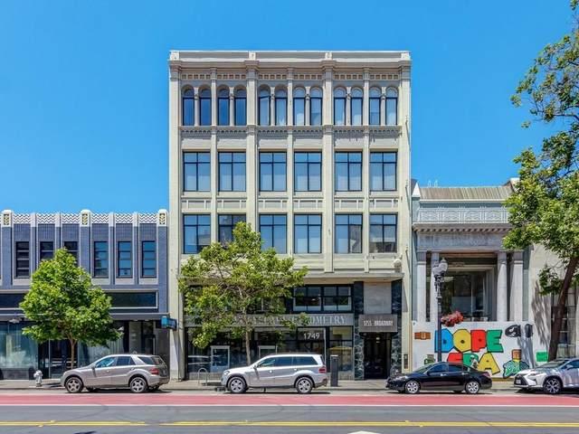 1755 Broadway 21, Oakland, CA 94612 (#ML81850977) :: Intero Real Estate