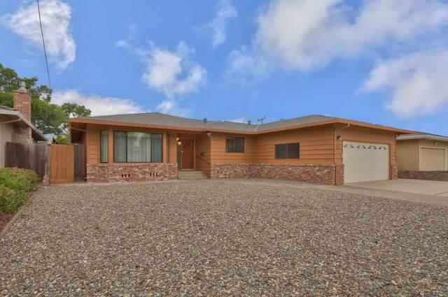 1162 San Angelo Dr, Salinas, CA 93901 (#ML81851359) :: Real Estate Experts
