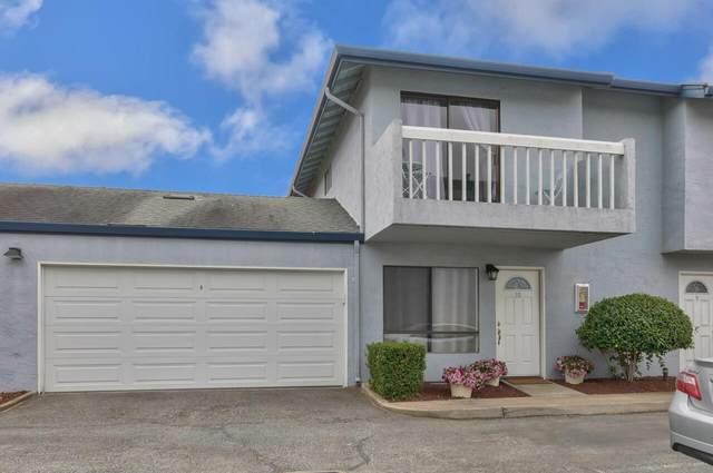 3157 Lynscott Drive 10, Marina, CA 93933 (#ML81851368) :: The Gilmartin Group