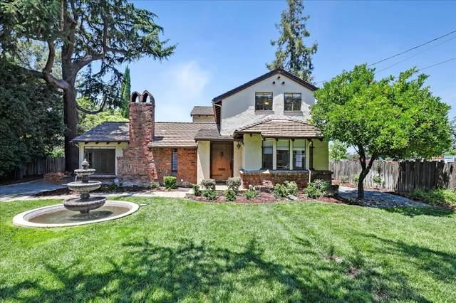 1155 Mckendrie St, San Jose, CA 95126 (#ML81851449) :: Real Estate Experts