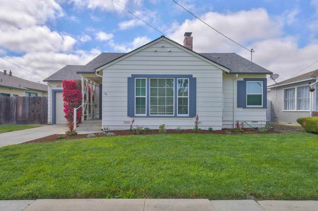 90 San Clemente Ave, Salinas, CA 93901 (#ML81851466) :: Real Estate Experts