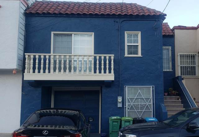 1122 Gilman Ave, San Francisco, CA 94124 (#ML81851471) :: The Sean Cooper Real Estate Group
