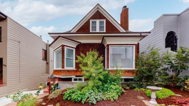 457 38th Ave, San Francisco, CA 94121 (#ML81851483) :: Strock Real Estate