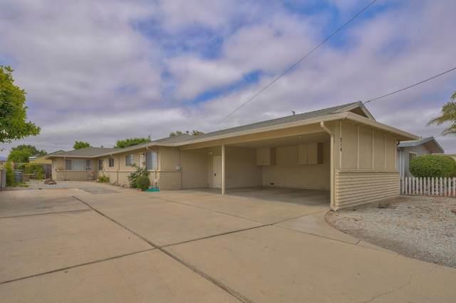 214 E Romie Ln, Salinas, CA 93901 (#ML81851563) :: Real Estate Experts