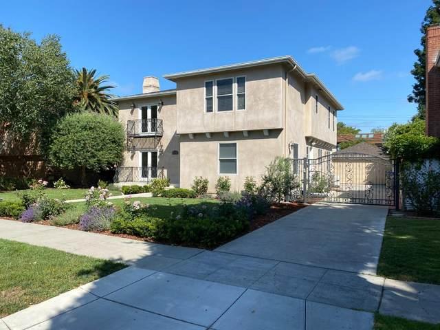 1781 University Ave, San Jose, CA 95126 (#ML81851622) :: Real Estate Experts