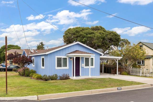 810 Spruce Ave, Pacific Grove, CA 93950 (#ML81851644) :: Alex Brant