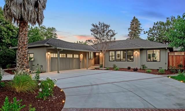 1146 Doralee Way, San Jose, CA 95125 (#ML81851669) :: Strock Real Estate