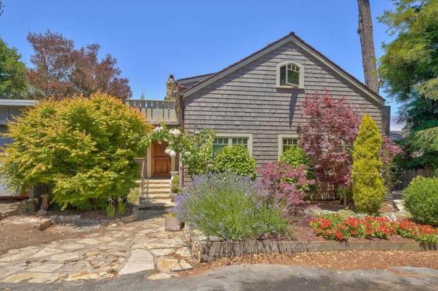 4 SW Casanova St, Carmel, CA 93921 (#ML81851692) :: Real Estate Experts