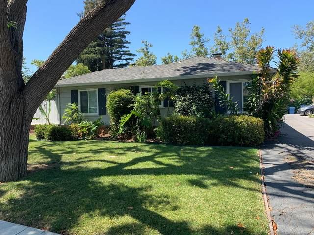 2740-2742 Byron St, Palo Alto, CA 94306 (#ML81851749) :: Schneider Estates
