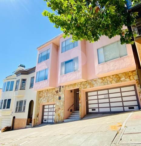 348 - 352 Chestnut St, San Francisco, CA 94133 (#ML81851946) :: Strock Real Estate