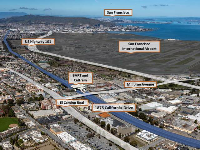 1875 California Dr, Burlingame, CA 94010 (#ML81851965) :: Paymon Real Estate Group