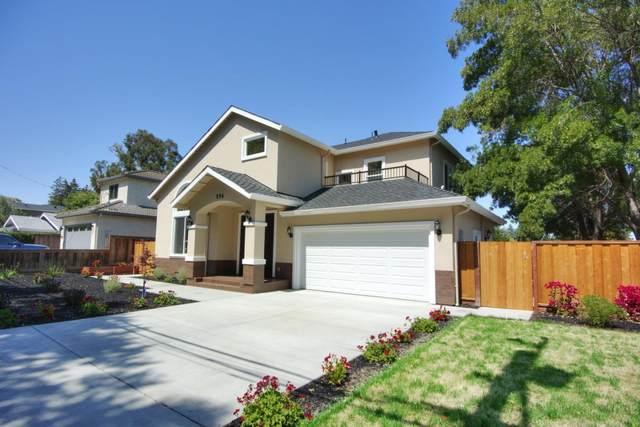 556 Farley St, Mountain View, CA 94043 (#ML81852091) :: The Gilmartin Group