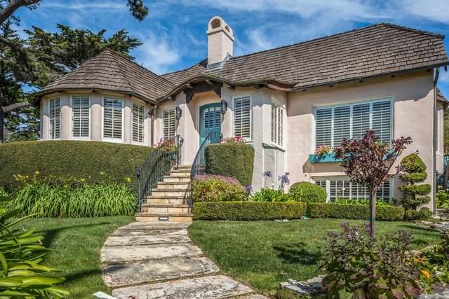 0 San Antonio & 8th SE, Carmel, CA 93921 (#ML81852121) :: Paymon Real Estate Group