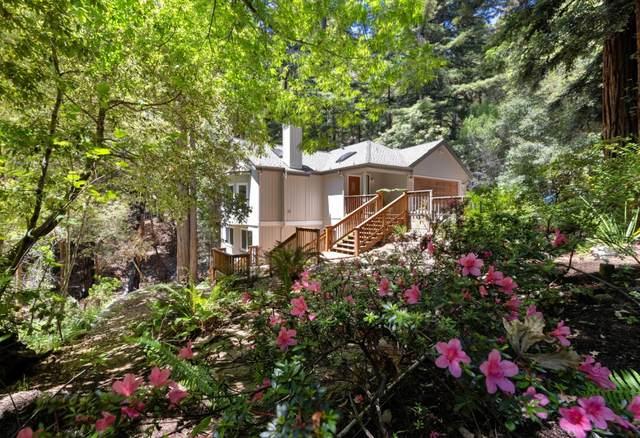 1425 Pine Flat Rd, Santa Cruz, CA 95060 (#ML81852155) :: The Goss Real Estate Group, Keller Williams Bay Area Estates