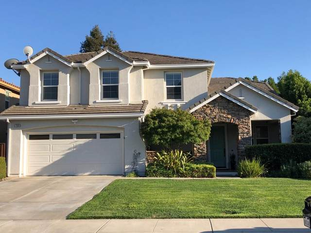 250 Wisteria Ln, Tracy, CA 95377 (#ML81852279) :: The Kulda Real Estate Group