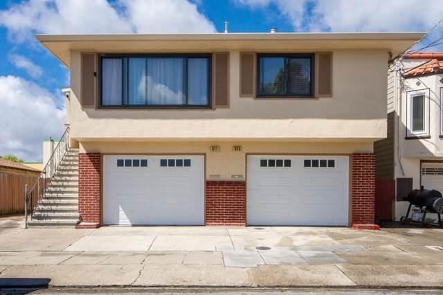 811 Easton Ave, San Bruno, CA 94066 (#ML81852444) :: Schneider Estates