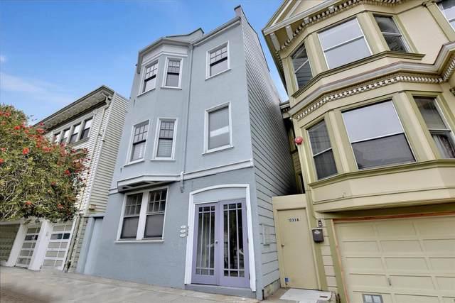 1239 6th Ave, San Francisco, CA 94122 (#ML81852456) :: The Kulda Real Estate Group