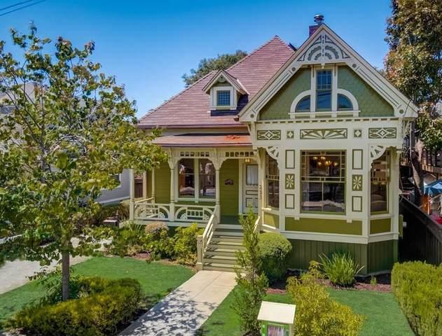 353 N Claremont St, San Mateo, CA 94401 (#ML81852581) :: Alex Brant