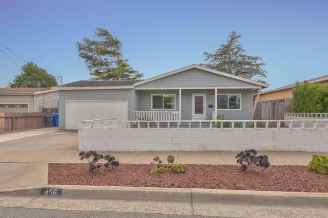 456 Reindollar Ave, Marina, CA 93933 (#ML81852854) :: Paymon Real Estate Group
