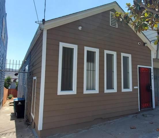 1043 Palou Ave, San Francisco, CA 94124 (#ML81852925) :: The Sean Cooper Real Estate Group