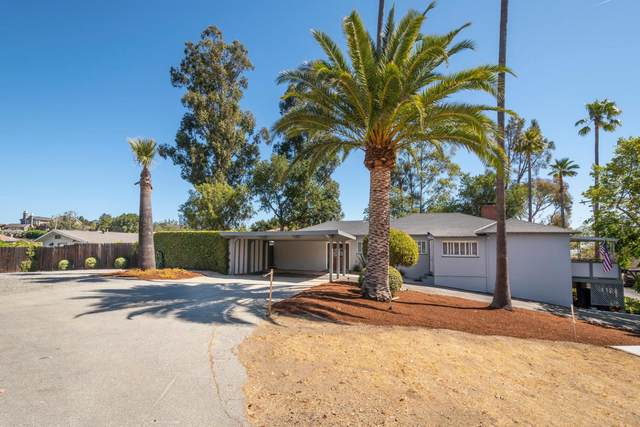 933 Hillcrest Dr, Redwood City, CA 94062 (#ML81853072) :: The Gilmartin Group