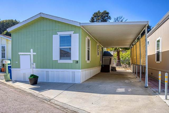 999 Old San Jose Rd 14, Soquel, CA 95073 (#ML81853160) :: Real Estate Experts