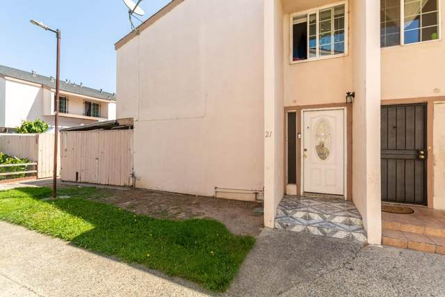 961 Acosta Plz 21, Salinas, CA 93905 (#ML81853202) :: The Gilmartin Group
