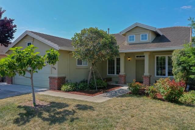 486 Cascade Way, Salinas, CA 93906 (#ML81853266) :: The Gilmartin Group