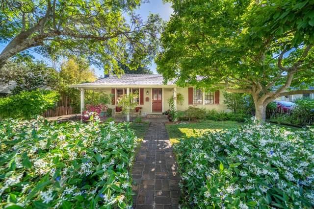 141 Reed Way, Santa Cruz, CA 95060 (#ML81853276) :: Alex Brant
