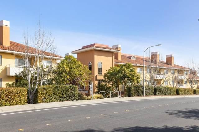 1700 De Anza Blvd 108C, San Mateo, CA 94403 (#ML81853405) :: Olga Golovko