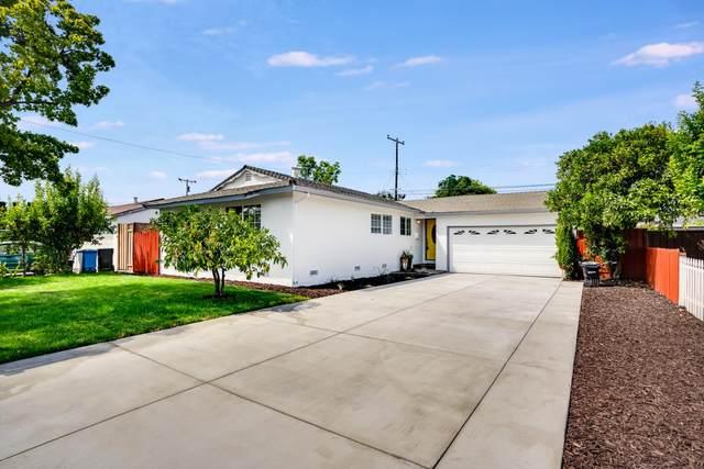 4672 Burke Dr, Santa Clara, CA 95054 (#ML81853447) :: Live Play Silicon Valley