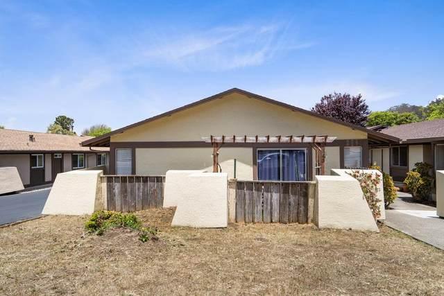 825-827 Rosita Rd, Pacifica, CA 94044 (#ML81853488) :: The Kulda Real Estate Group
