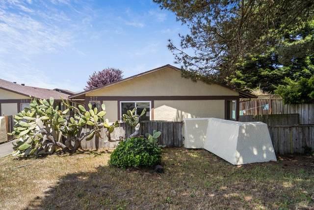829-831 Rosita Rd, Pacifica, CA 94044 (#ML81853502) :: The Kulda Real Estate Group