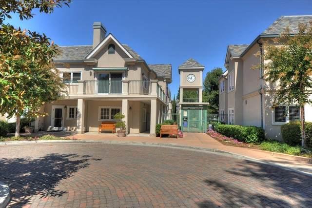 1 W Edith Ave B210, Los Altos, CA 94022 (#ML81853557) :: Real Estate Experts