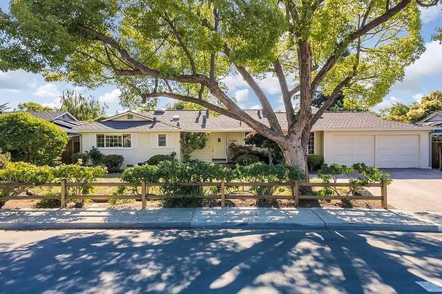1828 Orangetree Ln, Mountain View, CA 94040 (#ML81853572) :: The Kulda Real Estate Group