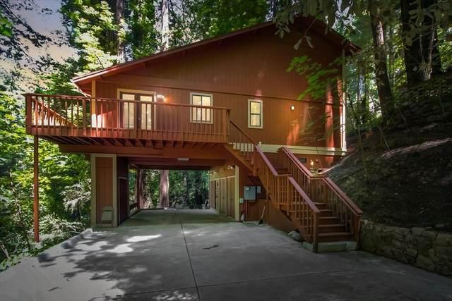 14531 La Honda Rd, Woodside, CA 94062 (#ML81853650) :: Strock Real Estate