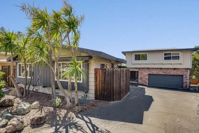 376 Caprino Way, San Carlos, CA 94070 (#ML81853804) :: The Gilmartin Group