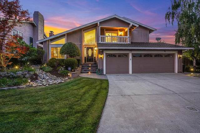 1010 Foothill Dr, San Jose, CA 95123 (#ML81853841) :: The Gilmartin Group