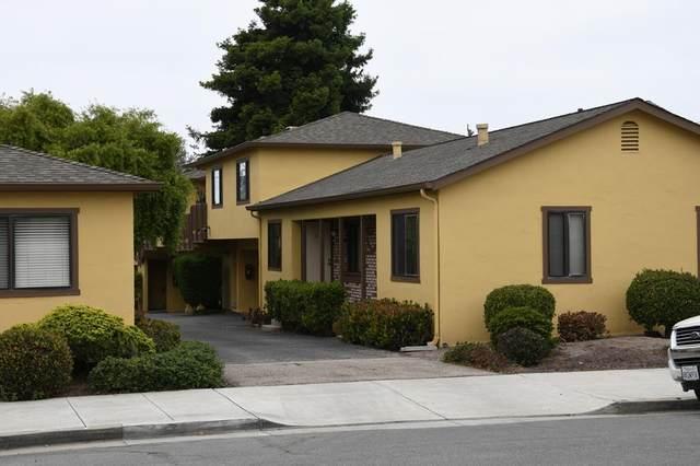 1128 4th St, Monterey, CA 93940 (#ML81853941) :: Alex Brant