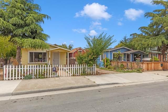 1221 4th St, Monterey, CA 93940 (#ML81853947) :: The Gilmartin Group