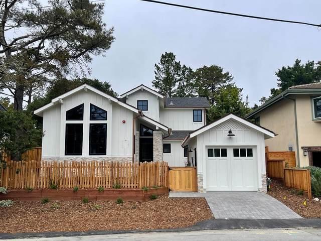 2 NE Guadalupe St, Carmel, CA 93923 (#ML81854003) :: Real Estate Experts