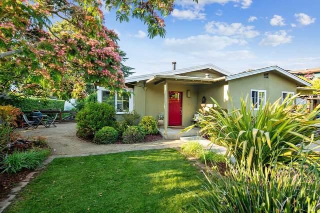 2199 Chanticleer Ln, Santa Cruz, CA 95062 (#ML81854021) :: Intero Real Estate