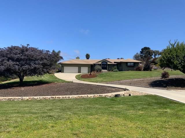 24645 Foothill Dr, Salinas, CA 93908 (#ML81854081) :: The Realty Society