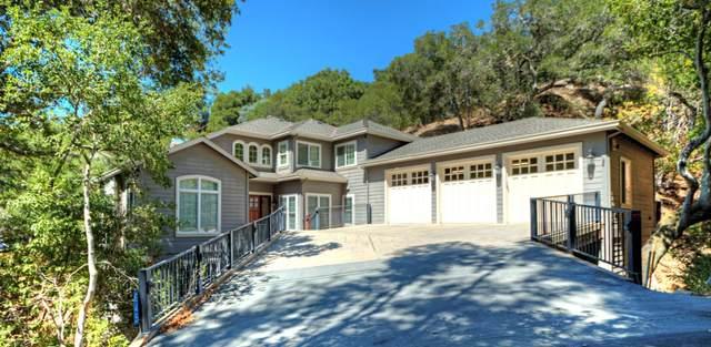 645 Sylvan Way, Redwood City, CA 94062 (#ML81854113) :: The Gilmartin Group