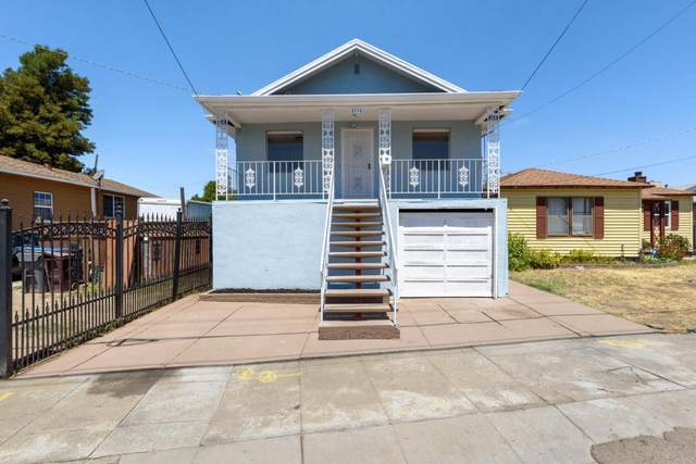 2115 103rd Ave, Oakland, CA 94603 (#ML81854131) :: The Gilmartin Group