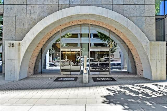 38 N Almaden Blvd 1202, San Jose, CA 95110 (#ML81854171) :: Real Estate Experts