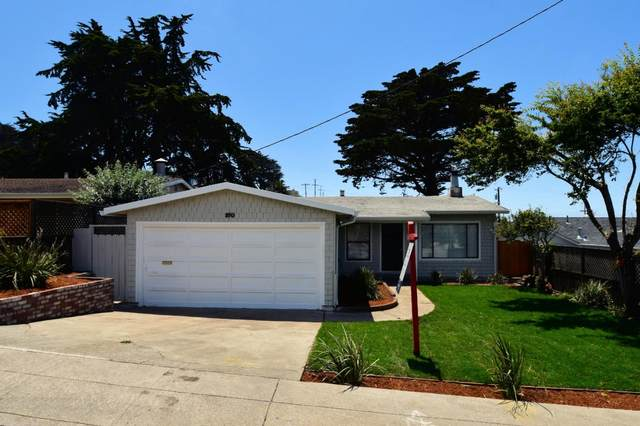 370 Monterey Rd, Pacifica, CA 94044 (#ML81854201) :: The Gilmartin Group