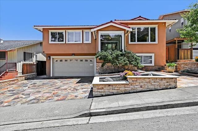 1860 Monterey Dr, San Bruno, CA 94066 (#ML81854242) :: Paymon Real Estate Group