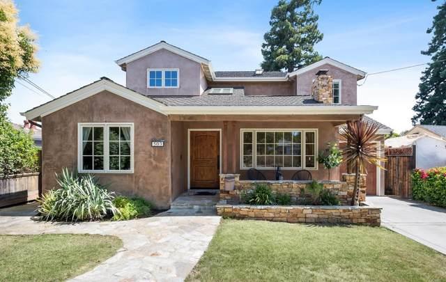 503 Upton St, Redwood City, CA 94062 (#ML81854255) :: The Gilmartin Group