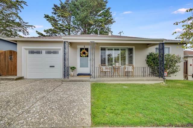 119 Rosewood Way, South San Francisco, CA 94080 (#ML81854268) :: Robert Balina | Synergize Realty